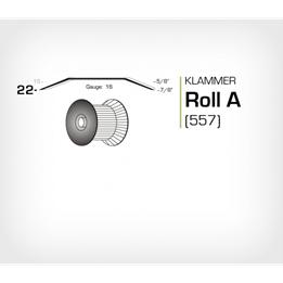 Häftklammer Rull A/22 1000st/rl