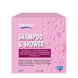 Tvål Sterisol Schampo & Shower 2,5L