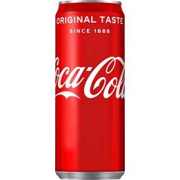 Coca Cola 33cl Burk
