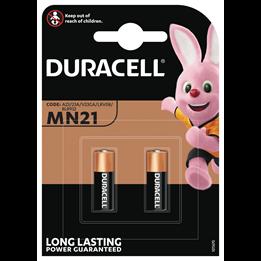 Batteri Duracell MN21 LRV08 12V