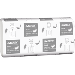 Pappershandduk Katrin Plus One-Stop EasyFlush M2