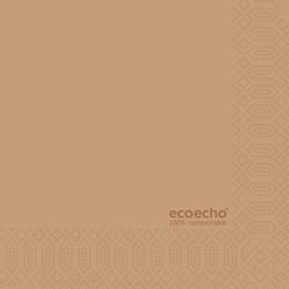 Servett 24cm 2-Lags Ecoecho 300st/fp