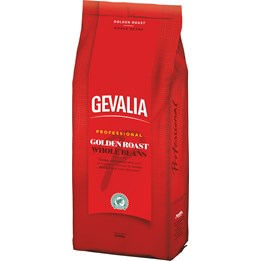 Kaffe Gevalia Hela Bönor 1000g Golden Mellananrost