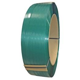 PET-Band 15,5x0,7mm 1800m Grön