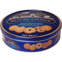 Kaka Butter Cookies Plåtburk 908g