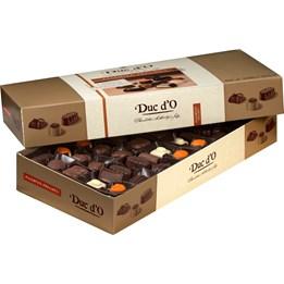 Choklad Duc dÒ Assorted Praliner 1000g