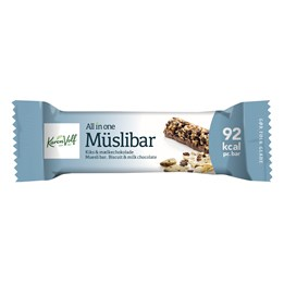Muslibar Biscuit & Milk Chocolate 25g
