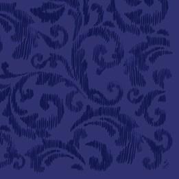 Servett 40cm Dunilin Saphira Blå 45st/fp