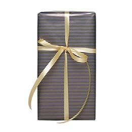 Presentpapper 57cm Kadett Blå/Guld