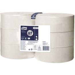 Toalettpapper Tork Advanced Dekor T1 2-Lager 360m/rl  6rl/fp