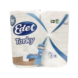 Hushållspapper Torky Vit 1-Lager