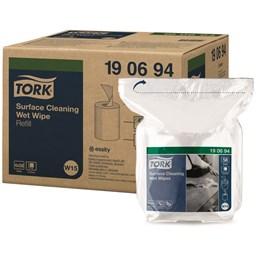 Våtduk Tork Premium W15 Ytrengöring 58st refill