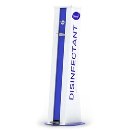 Hygienställ Golv/Fotpedal för 5l dunk