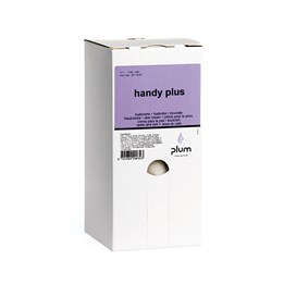 Hudkräm Plum Handy Plus 0,7 liter Bag-in-box