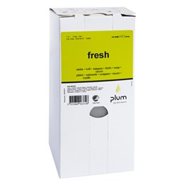 Tvål händer+krop Fresh Plum 1,4 liter bag-in-box  MP2000 systemet