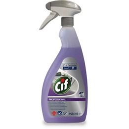 Rengöring/Desinfektionsmedel Cif 750ml