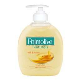 Tvål Palmolive Pump Milk & Honey 300ml