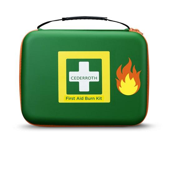 Första Hjälpen Cederroth Burn Kit 18-Delar