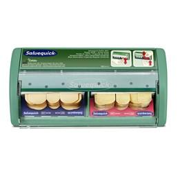 Plåsterautomat Salvequick 40st Textil 45st Plast/fp