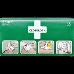 Blodstoppare Cederroth Stora 4-in-1