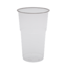 Plastglas 30cl Splitterfria Multiglas RPET 50st/fp Klar D78xH122mm Lock: 132978
