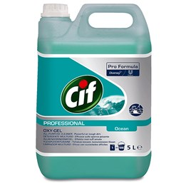 Allrent Cif Oxy-Gel Professional 5L
