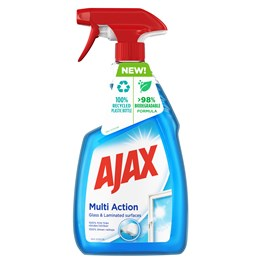 Glasputs Ajax Triple Action 750ml Spray