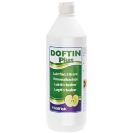 Luktförbättrare Doftin Plus Äpple 1L
