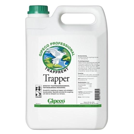 Golvunderhållsmedel Gipeco Trapper 5L