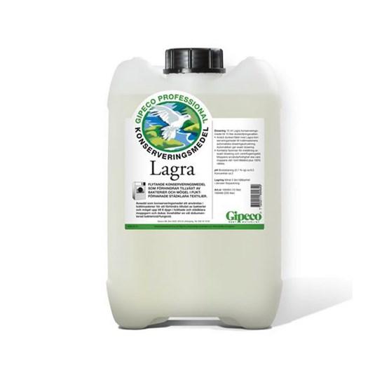 Tvättmedel Konserveringsmedel Lagra Gepeco 10L för textilier