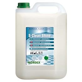 Golvunderhållsmedel Nordex S-Clean 5L