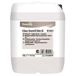 Blekmedel Flytande Clax Sonril Lite G 10L