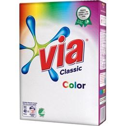 Tvättmedel Via Color 1,9kg