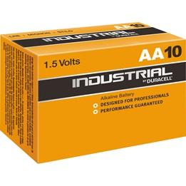 Batteri Duracell AA LR6 1,5V 10st/fp