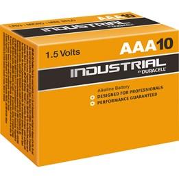 Batteri Duracell AAA LR03 1,5V 10st/fp
