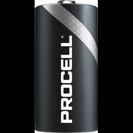 Batteri Duracell C LR14 1,5V 10st/fp