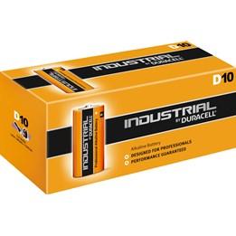 Batteri Duracell D LR20 1,5V 10st/fp