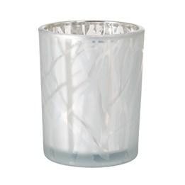 Ljushållare Shimmer Vit