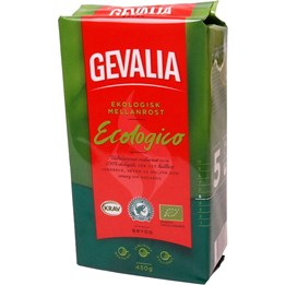 Kaffe Gevalia 425g Brygg Ekologiskt