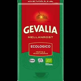 Kaffe Gevalia 450g Brygg Ekologiskt