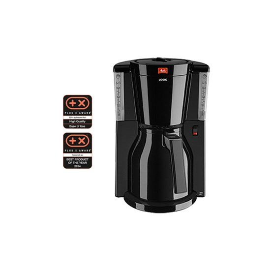 Termosbryggare Melitta Look Therm 1,25L