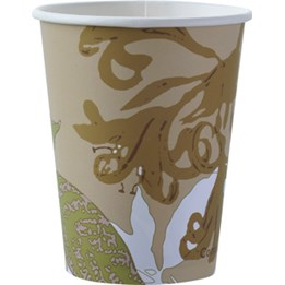 Pappersbägare 24cl Eco Hot Drink cups 50st/fp Lock 553162
