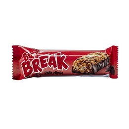 Muslibar Big Break Dark Choco 40g