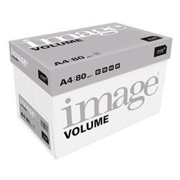 Kopieringspapper A4 Ohålat 80g Image Volume Non-stop 1x2500ark/krt