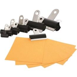 Pappersklämma 50mm Svart/Metall