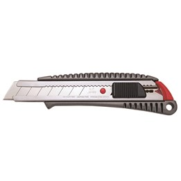 Brytkniv Stor Aluminium NT-Cutter L-500GRP Automatisk Låsning