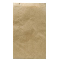 Papperspåse Plan 2kg 190/70x350mm Brun