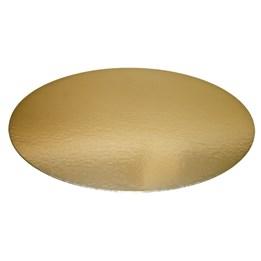 Tårtbricka Guld/Silver 28cm 100st/fp