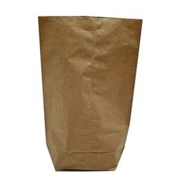 Papperspåse Kanister 1kg 190x245mm Brun