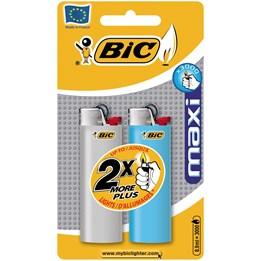 Tändare Bic Maxi 2-Pack